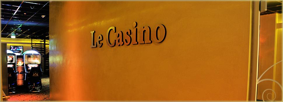 Le Casino Spielothek